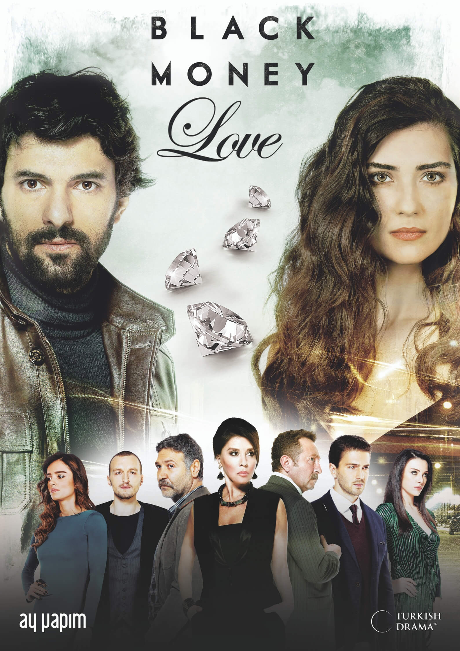 Black Money Love & Turkish Series