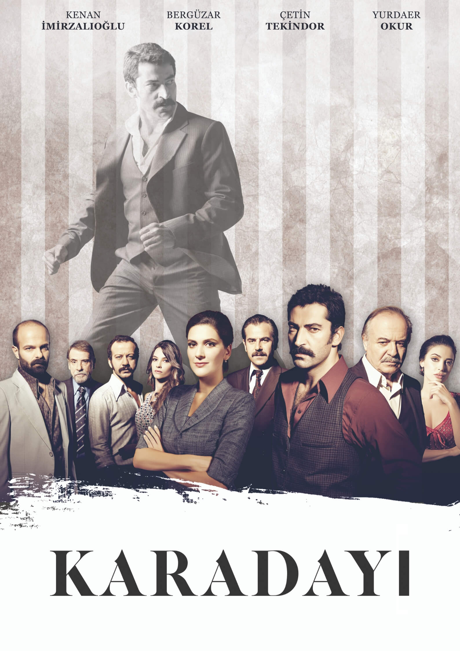 Karadayı & Turkish Series