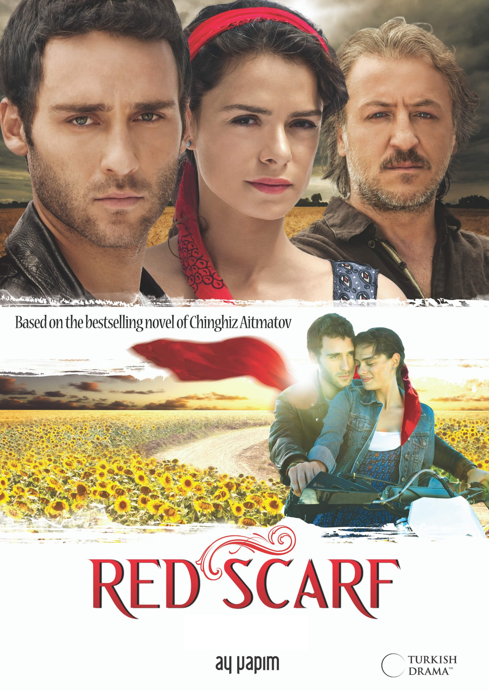 Red Scarf - Timeless Drama Channel
